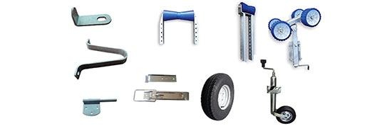 TPV trailers - Spare parts